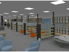 De Boodschap ondergaat metamorfose: nieuwe bibliotheek wordt open, licht en uitnodigend
