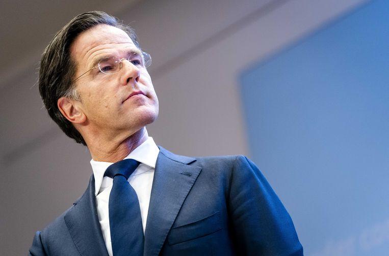 Premier Mark Rutte zei dat hij de hypotheekrenteaftrek zelf zou uitvinden, als die niet al niet bestond. Beeld ANP