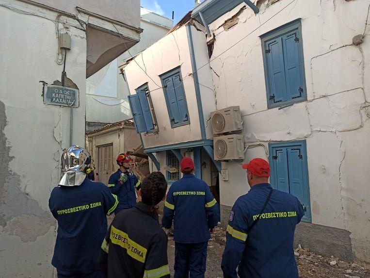 Samos Griekenland Beeld REUTERS
