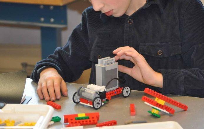 Geraardsbergen: Tijdens de Junior Techniekacademie kan je kind 10 weken lang aan STEM doen.