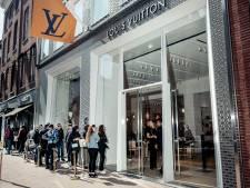 14 maanden cel voor ramkraak Louis Vuittonwinkel in P.C. Hooftstraat