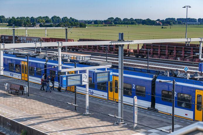De bedrijventerreinen in de gemeente Drimmelen zijn vol. Daarom wordt gekeken of het mogelijk is om aan de oostzijde van station Lage Zwaluwe een nieuw bedrijventerrein te ontwikkelen.