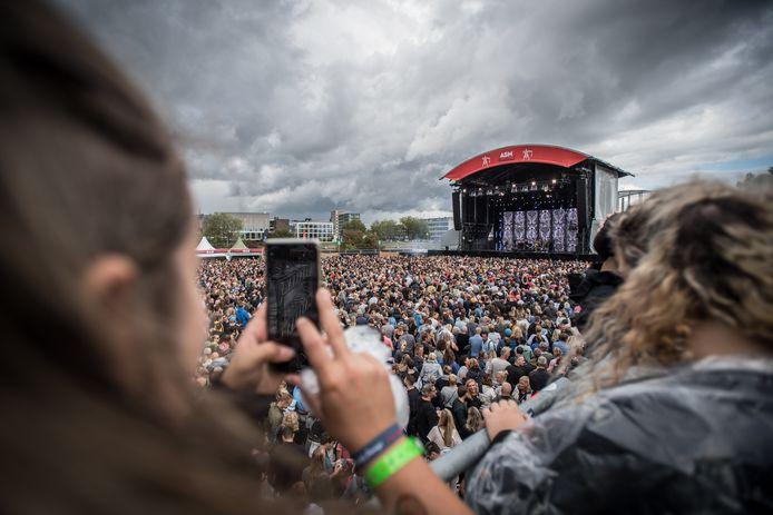 Het ASM Festival, dat in 2019 nog 12.500 bezoekers naar Arnhem trok, lijkt door het kabinetsbesluit van de baan.