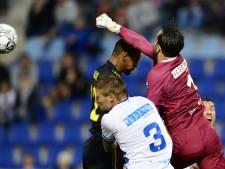 PEC-verdediger Sam Kersten: 'Kostas had die bal natuurlijk moeten hebben'