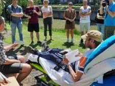 Familie zocht jaren naar ex-dakloze Sjak. Net voor zijn overlijden was er contact