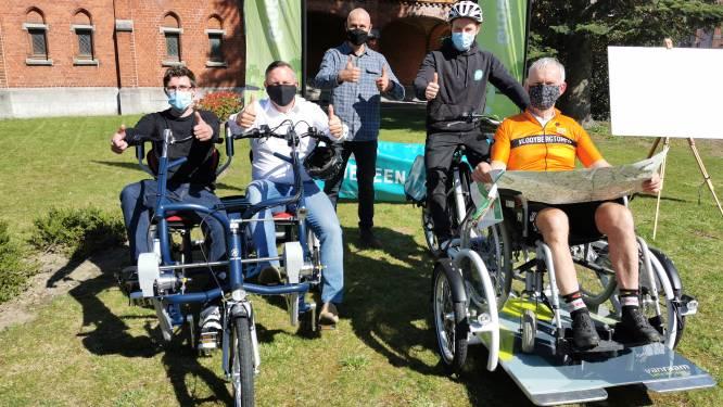 11.500 bordjes later is het vernieuwd fietsnetwerk in de Groene Gordel klaar