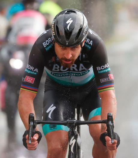 Peter Sagan et deux autres coureurs de Bora-Hansgrohe testés positifs au coronavirus