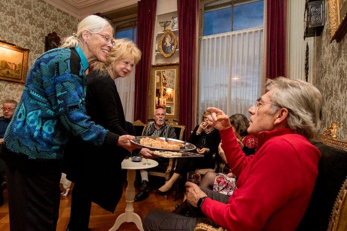 Alleenstaanden zijn welkom bij Ellen en Marcel Deelen om het kerstfeest te vieren.