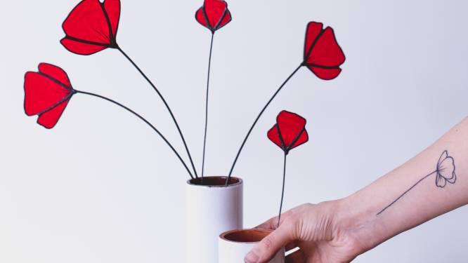 Zeg het met (glas)bloemen