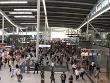 Treinverkeer Utrecht Centraal komt weer op gang