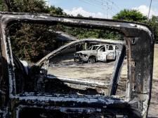 Dertien politieagenten in hinderlaag doodgeschoten door leden drugskartel Mexico