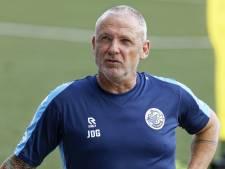 FC Den Bosch-trainer Jack de Gier heeft plotseling iets te kiezen: 'Als je goede spelers hebt, stel je ze natuurlijk op'
