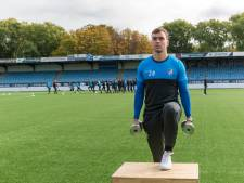 Eindhovenaar Jarno Janssen (20) knokt zich ook terug van derde kruisbandblessure: 'Bijzonder, misschien wel uniek'