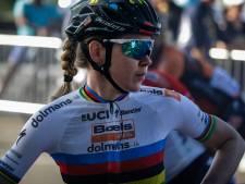 Zwolse Anna van der Breggen ziet Marianne Vos La Course winnen