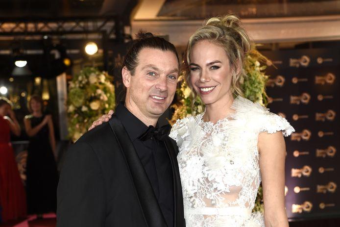 Nicolette en Joost trouwden in 2012.