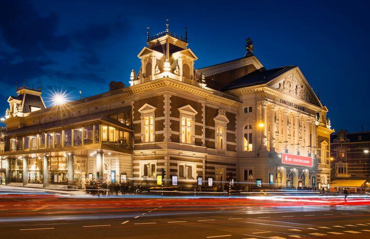 Het Concertgebouw in Amsterdam. Beeld Hans Roggen