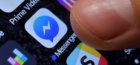 L'application Messenger victime d'une panne