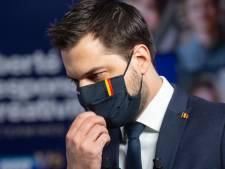 """La position du PS sur le voile est """"incohérente, impraticable et hypocrite"""", selon Georges-Louis Bouchez"""