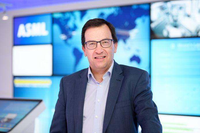 Frits van Hout, bestuurslid ASML & hoofd EUV