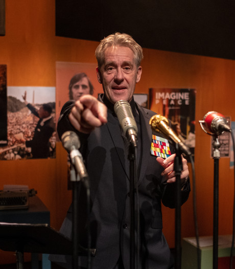 Peter Heerschop schiet als Minister van Enthousiasme te ver door op eigen terrein