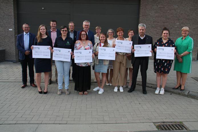 Rotary Diksmuide 86XX steunt zeven lokale goede doelen