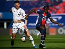 Botman mag dromen van titel met Lille na zege bij PSG, Memphis laat punten liggen met Lyon