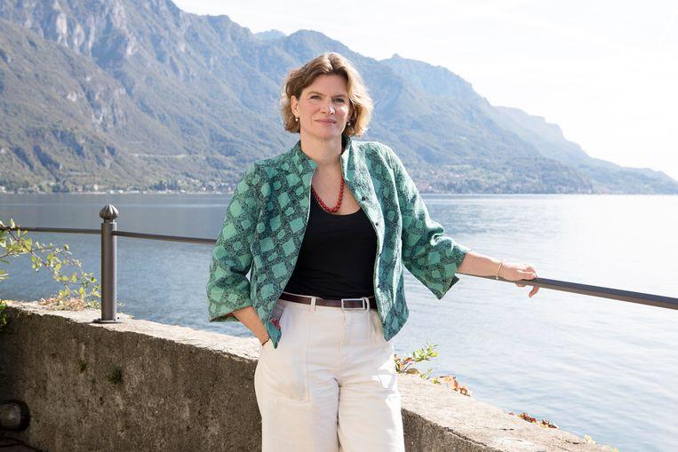 Volgens de Italiaans-Amerikaanse Mariana Mazzucato is een ambitieuze overheid onmisbaar als je wil inzetten op innovatie. Haar boodschap vindt steeds meer weerklank bij de Europese Commissie, de VN en de OESO. Beeld NYT