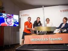 Gouden medaille op de stapel bij Olympic Experience