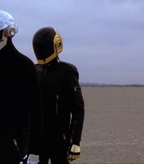 Daft Punk, c'est fini