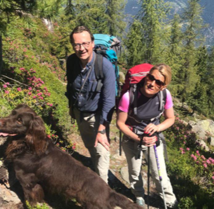 Voor Job en Monique Schasfort voelen de bergen rond Vinschgau in Noord-Italië als hun tweede huis.