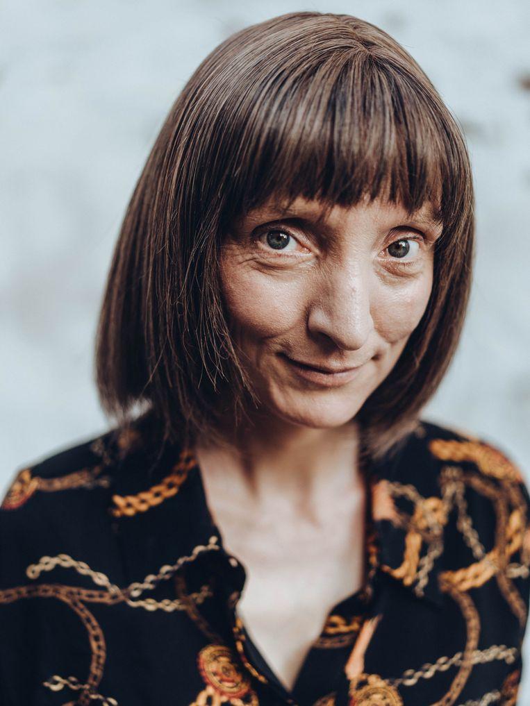 Delphine Lecompte - dichteres Beeld Humo