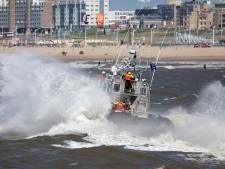 Scheveningse KNRM afgelopen jaar 151 keer de zee op