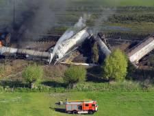 Een dode, 33 gewonden door treinongeluk België