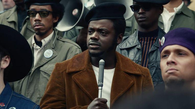 Daniel Kaluuya in 'Judas and the Black Messiah' Beeld TMDB