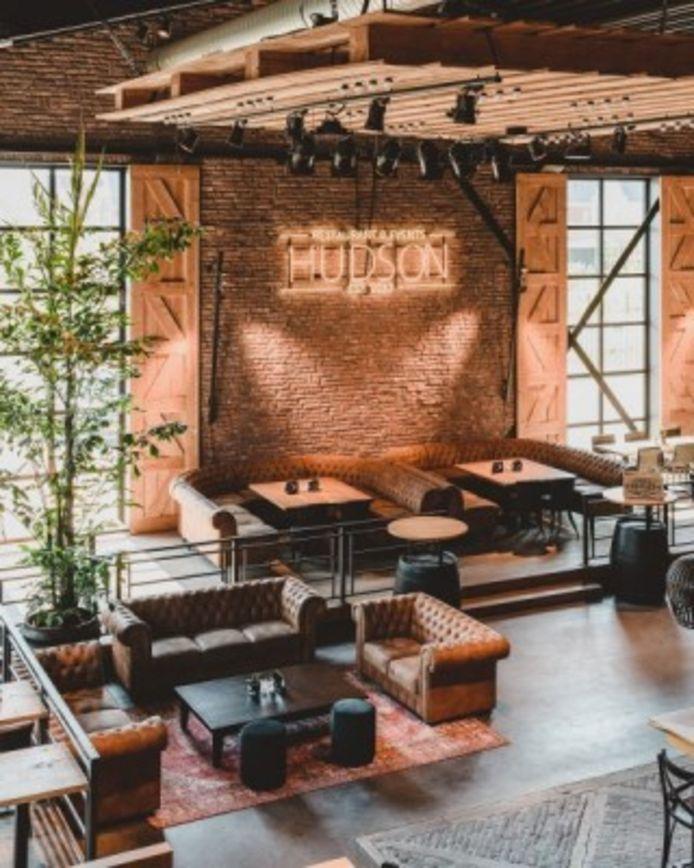 Zo ziet het nieuwe restaurant op de grens tussen Den Haag en Wateringen eruit.