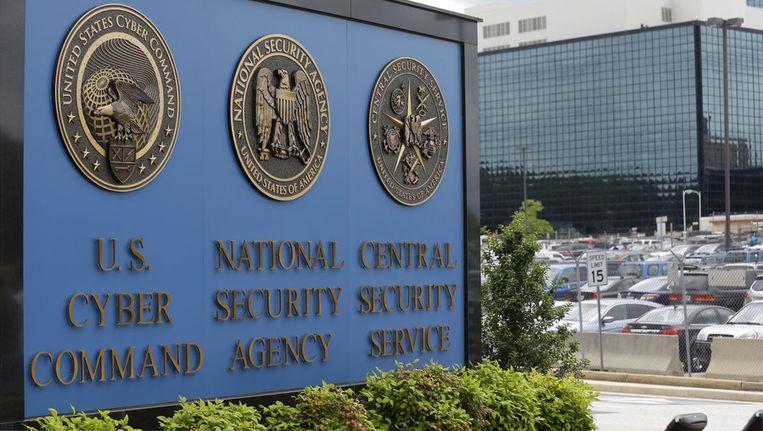 De NSA-campus Beeld ap
