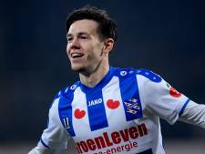 Mitchell van Bergen doet na Ajax ook PSV pijn: 'Hij ging er heel zachtjes in, dat was lekker voor mij'