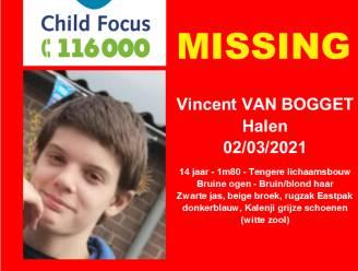 Opsporingsbericht: wie heeft Vincent (14) gezien?