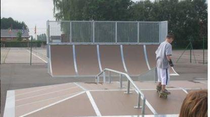 Gemeente sluit skatepark omwille van veiligheid