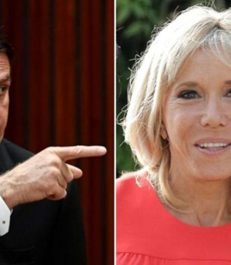 """Brigitte Macron remercie les Brésiliens: """"Muito obrigada! """""""