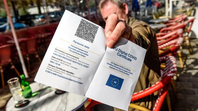 """Covid Safe Ticket obligatoire en Wallonie: """"Ça ou les mesures sanitaires, il faut laisser le choix aux restaurateurs"""""""