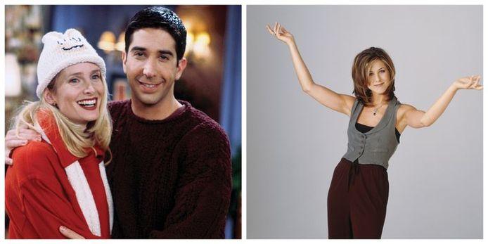 """Jane Sibbet, qui incarne Carol, l'ex-femme de Ross dans la série """"Friends"""", avait d'abord été choisie pour jouer le rôle de Rachel."""