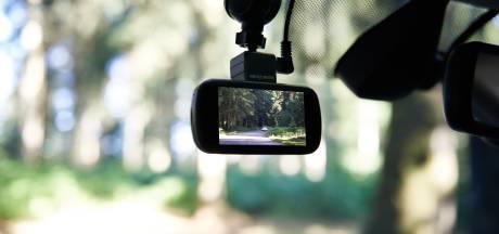 'Kunnen de camera's in een auto ook dienen als dashcam?'