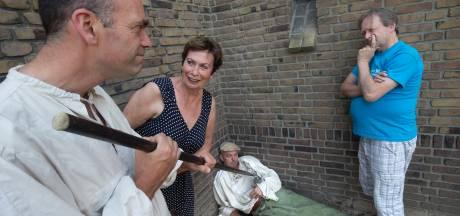 Laatste moordspel Project M in Terborg in middeleeuwse sfeer