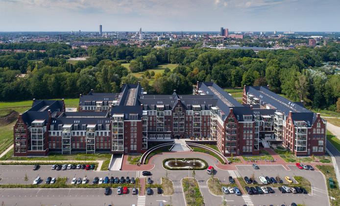 Woonlandschap de Leyhoeve in Tilburg werd in augustus 2016 geopend.