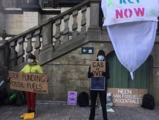 Steeds meer 'Tegengas' tegen nieuwe gasturbines in Wondelgem: opnieuw protest aan stadhuis