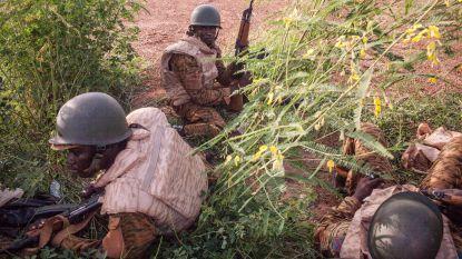 Minstens tien soldaten gedood bij aanval op legerbasis in Burkina Faso