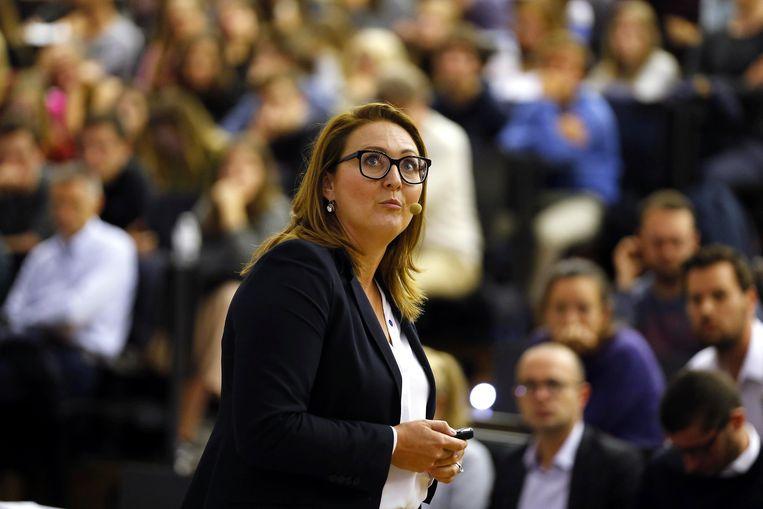 Gwendolyn Rutten.