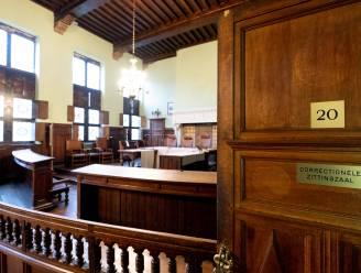 Vijftiger verzet zich tijdens arrestatie, parket eist 4 maanden cel