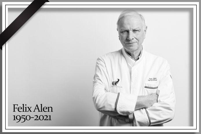 Felix Alen was een inspiratiebron voor velen en plaatste onder meer Diest op de culinaire kaart.